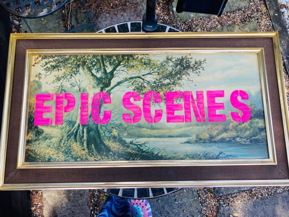 EPIC SCENES - limited edition