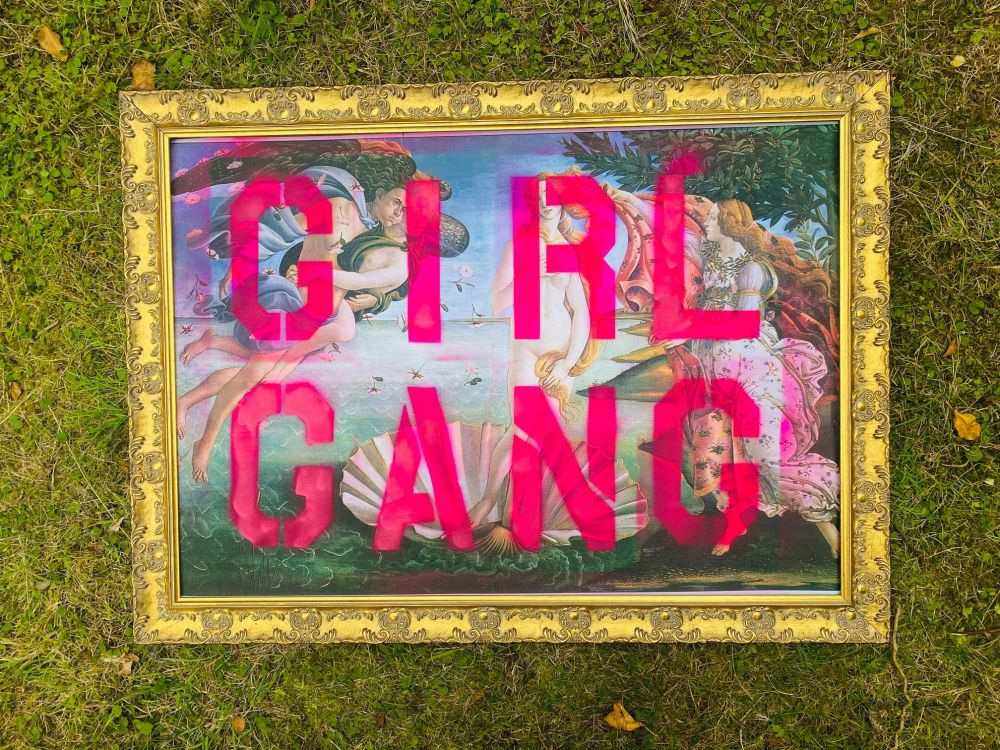 GIRL GANG - limited edition