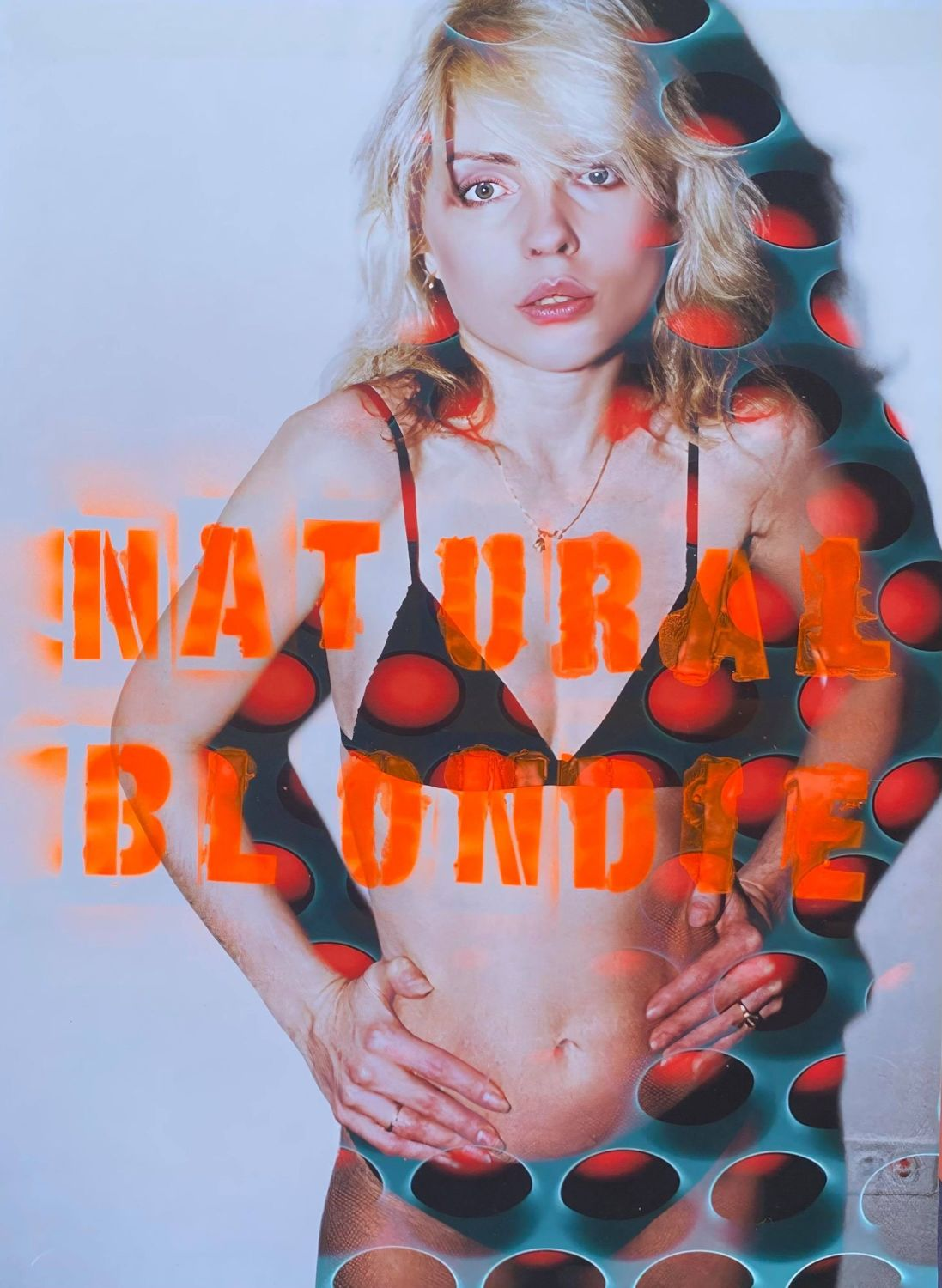 NATURAL BLONDIE - limited edition