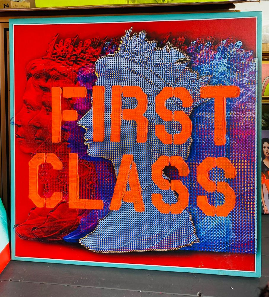 FIRST CLASS - limited edition