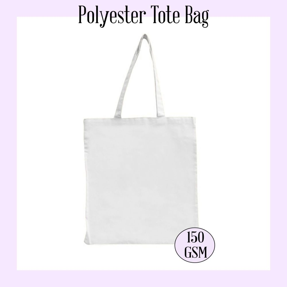 Polyester Tote Bag 135gsm