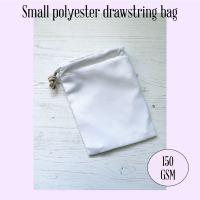 Small Polyester Drawstring Bag