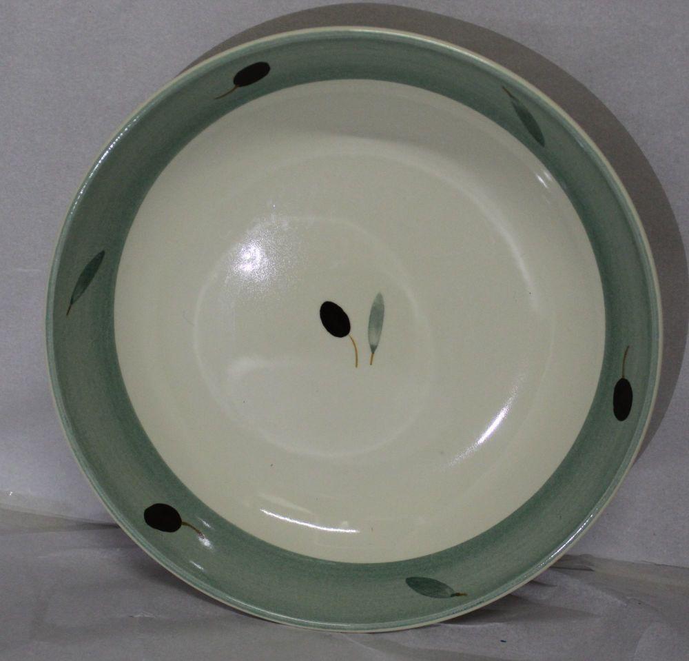 Fresco design Pasta Bowl Green
