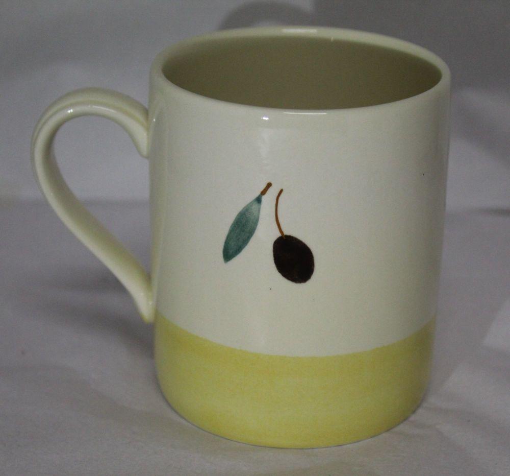 Fresco Mug Yellow