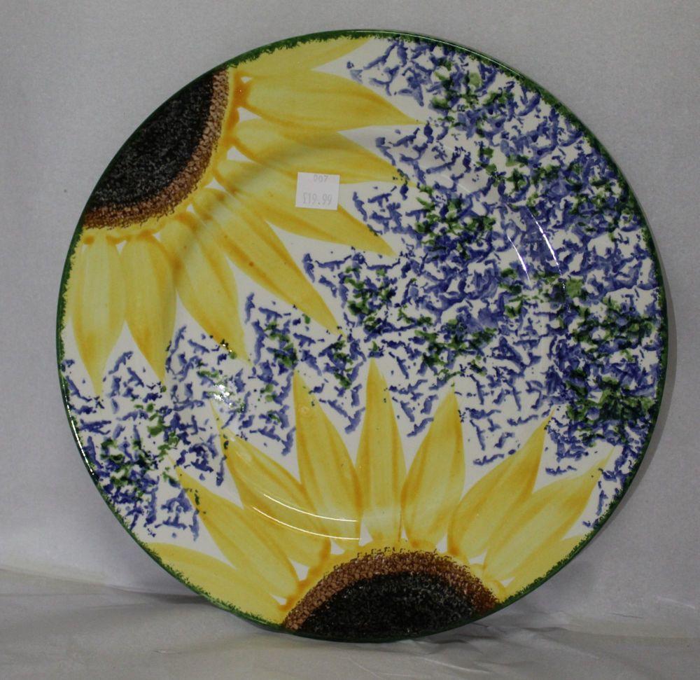 Vincent design Dinner Plate