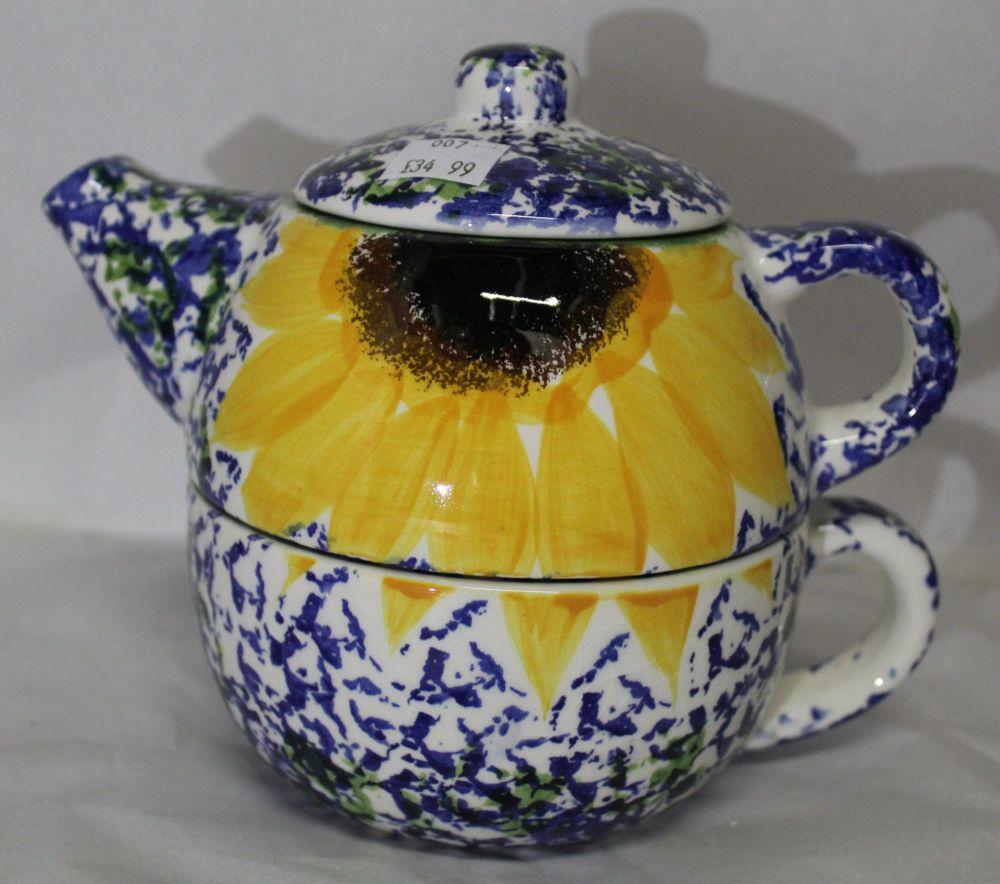 Tea-for-One - Studio Poole Vincent design