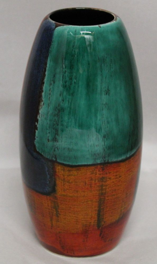 Torpedo vase - Studio Poole Gemstones