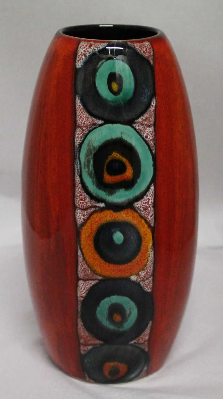 Studio Poole Eternity Torpedo vase