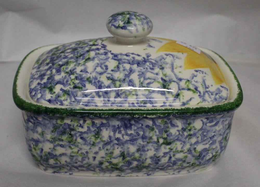 Butter Dish - Studio Poole Vincent design