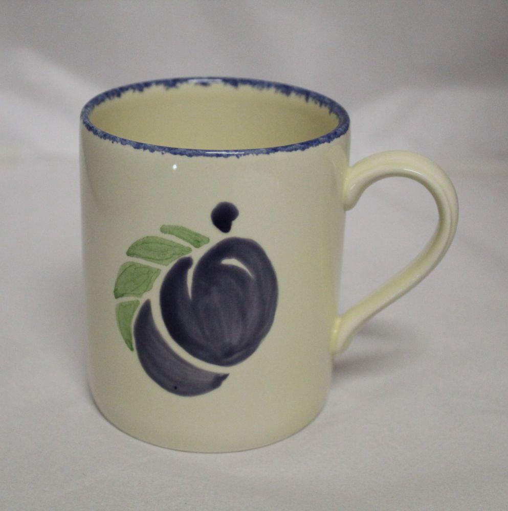 Mug - Dorset Fruits Plum design