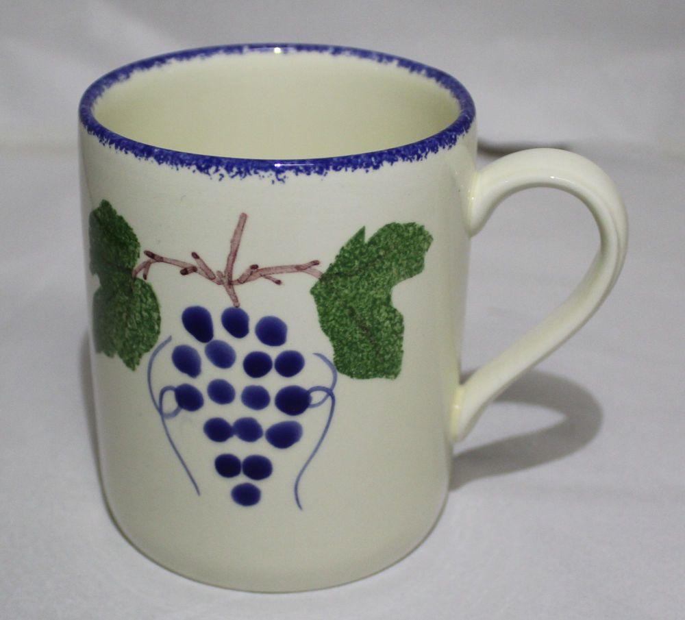 Mug - Dorset Fruits Grapes design