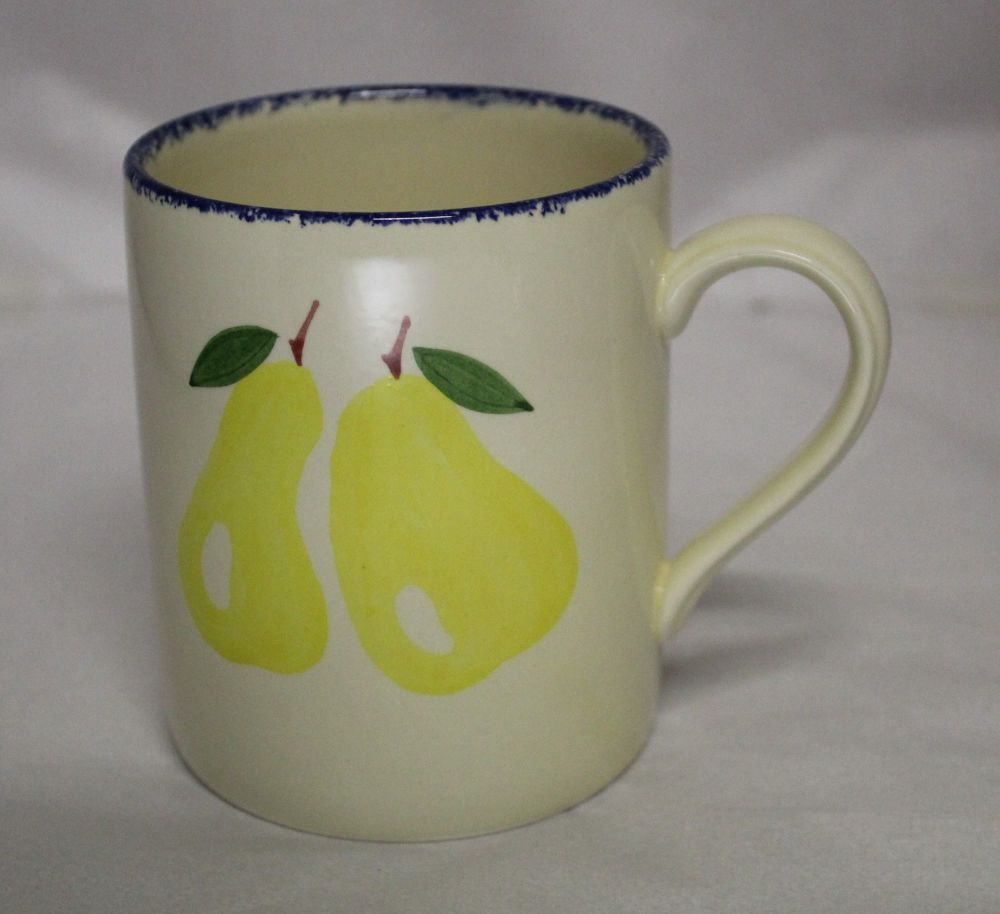 Mug - Dorset Fruits Pear design