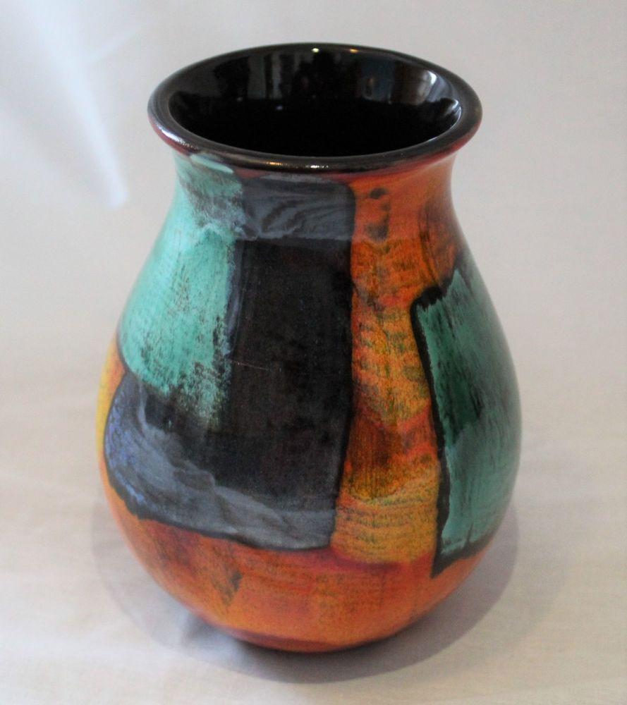 Venetian Vase - Gemstones