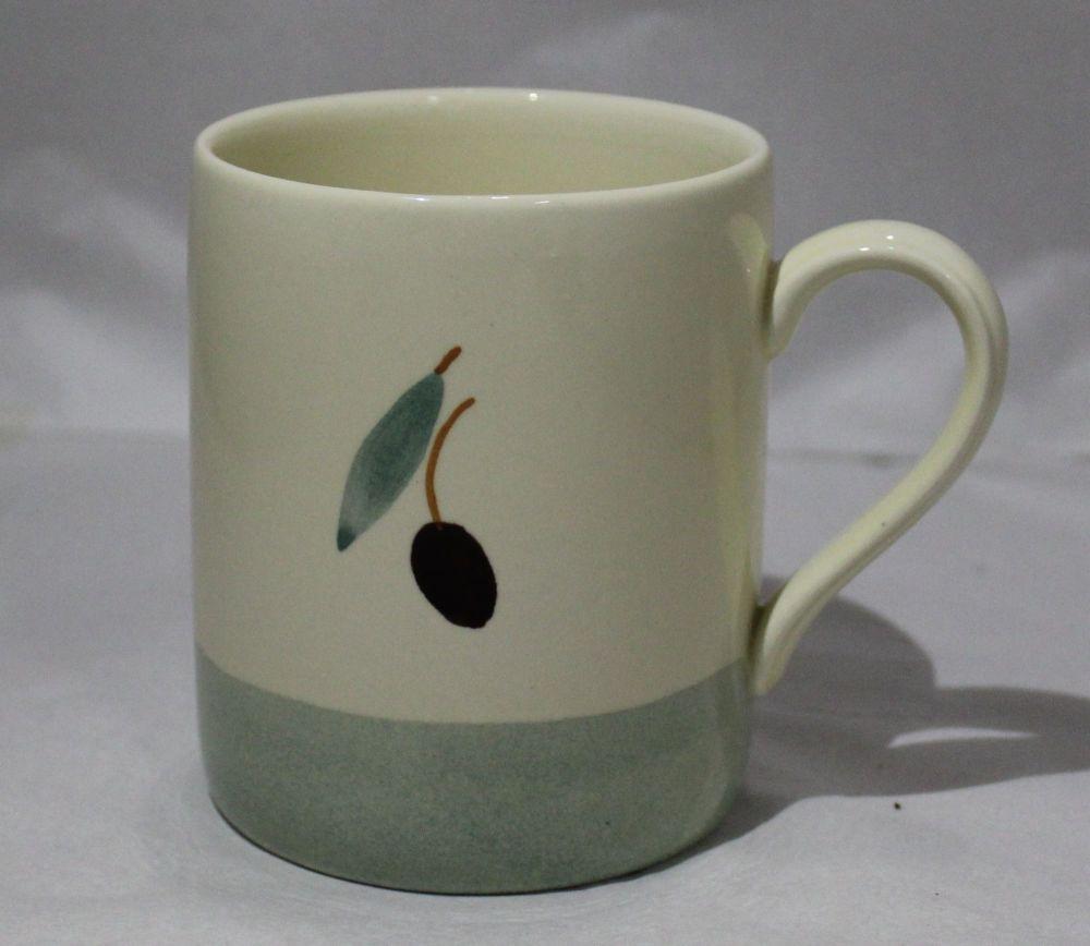 Mug - Green Fresco design
