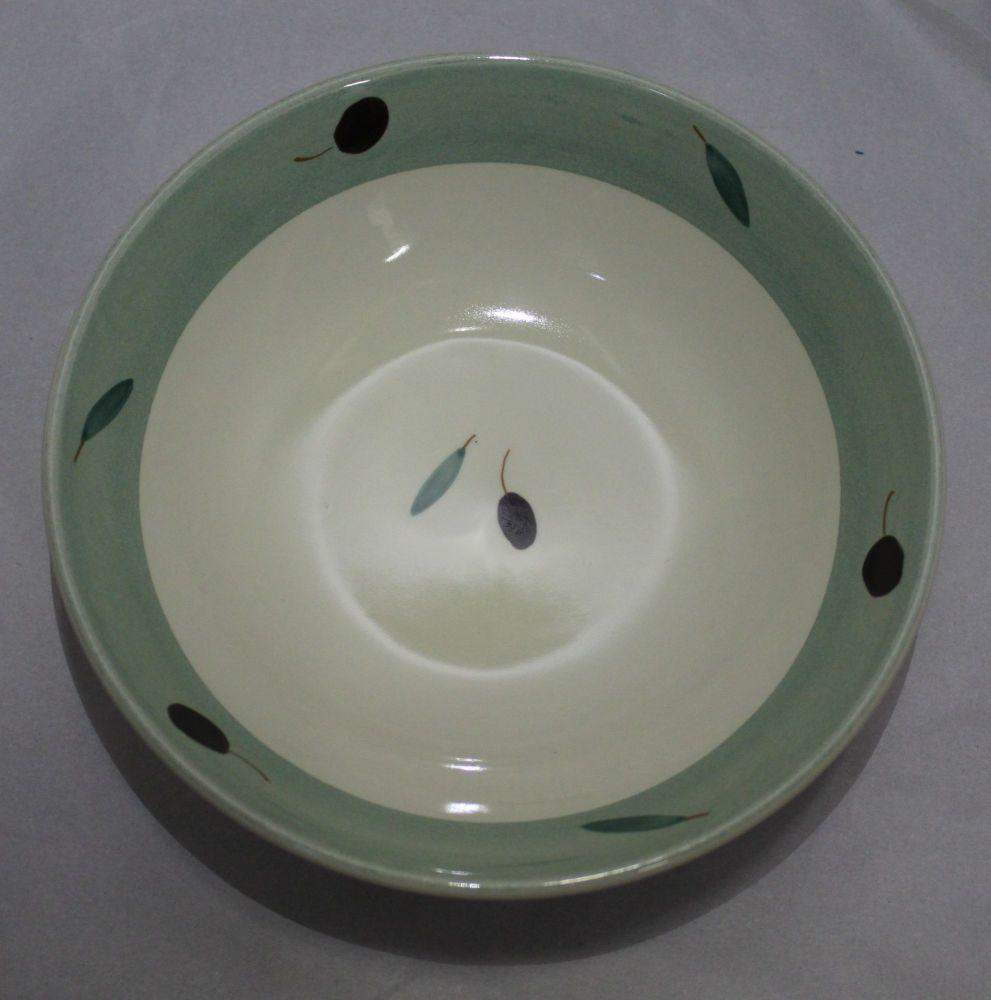 Breakfast Bowl - Green Fresco design