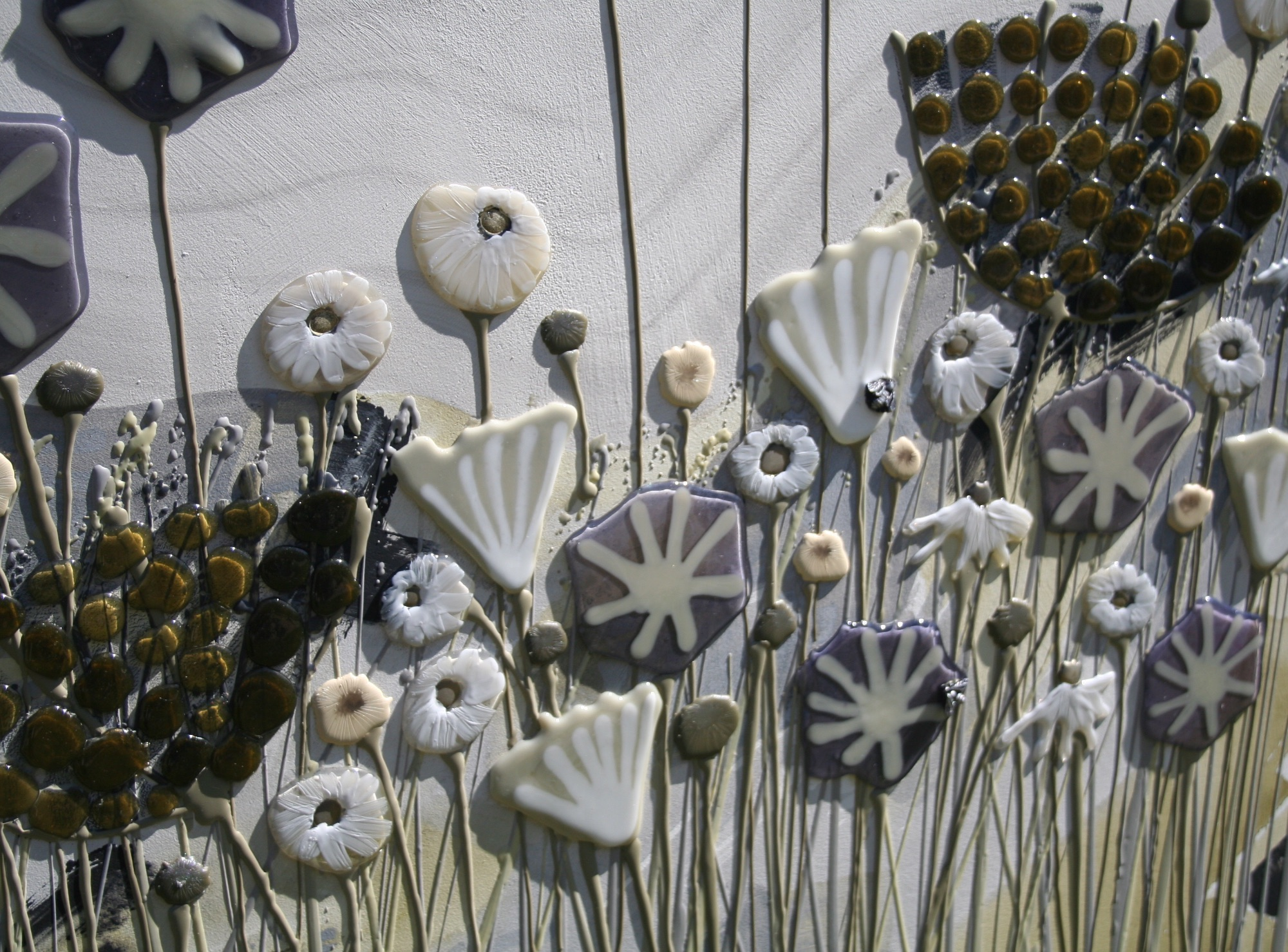 Grey Meadow - Close-up