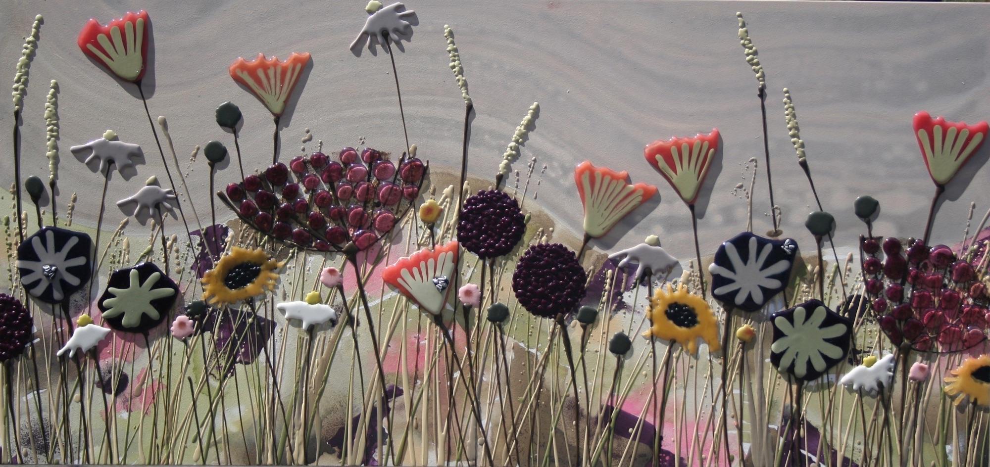 Lush Meadow - 120cm x 57cm
