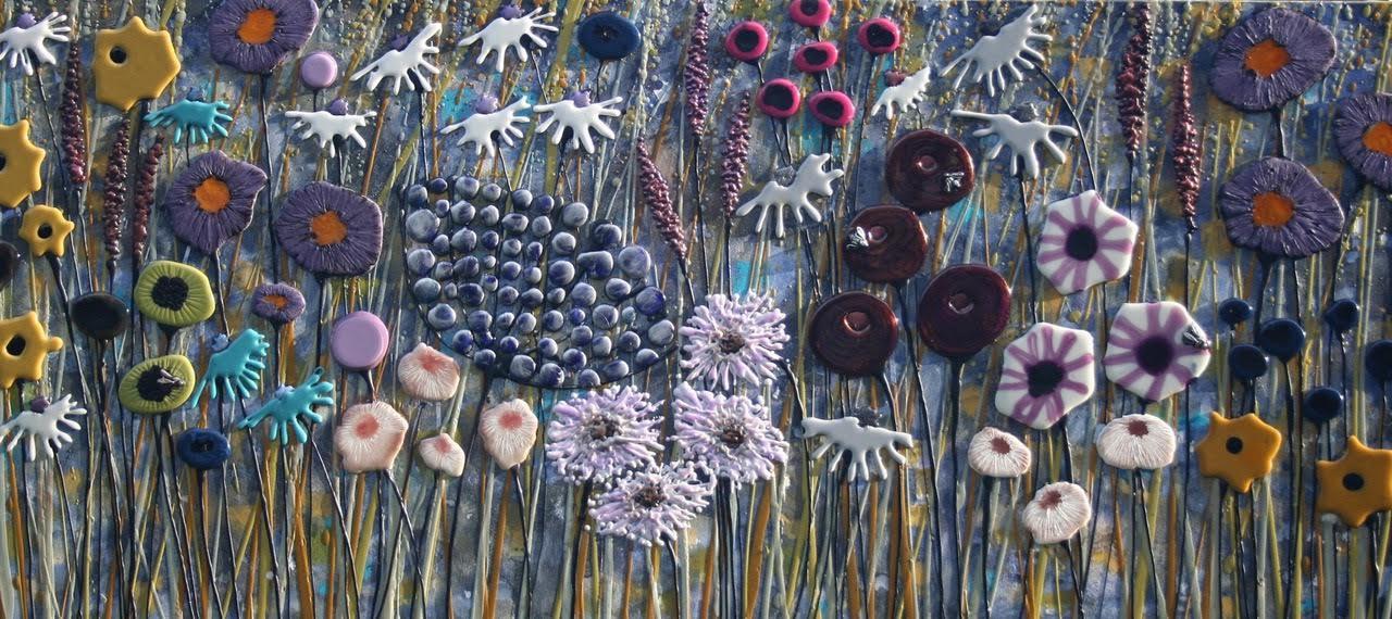 Tapestry Meadow - 120cm x 57cm