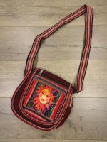 Gringo Heavy Cotton Sun Print Shoulder Bag