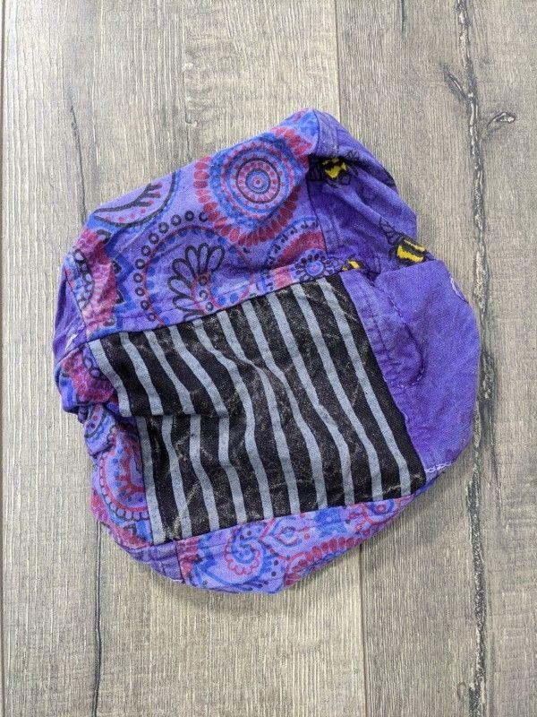 Gringo Fair Trade Patchwork Headband - 100% Cotton
