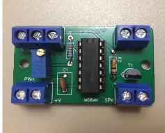 SPO Simple Practice Oscillator  With 2 inch Speaker