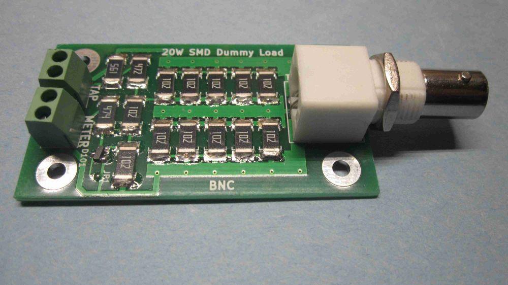 20 Watt SMD Dummy load