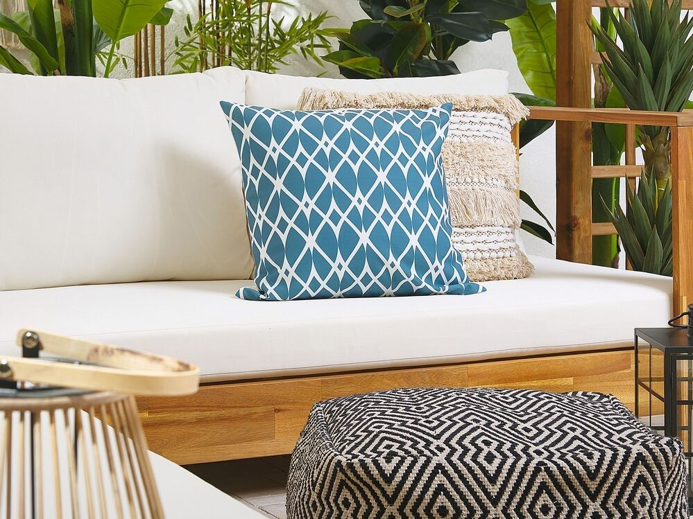 Custom Made Outdoor Cushions by This With That