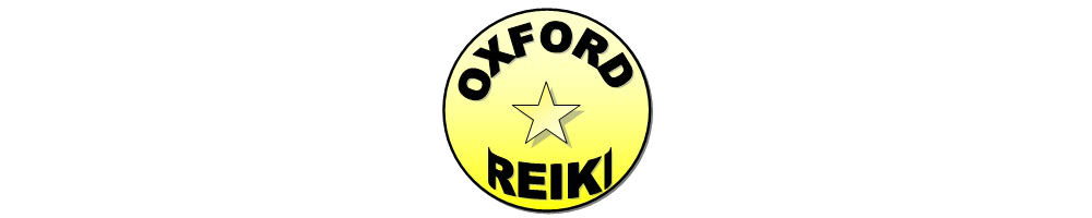 OXFORD REIKI, site logo.