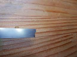 Repair a damaged chisel