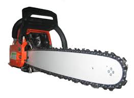 Chainsaw Blade Sharpening & Cleaning