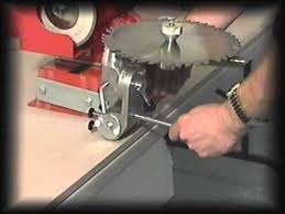 Circular Saw Blade sharpening - Price is per tooth