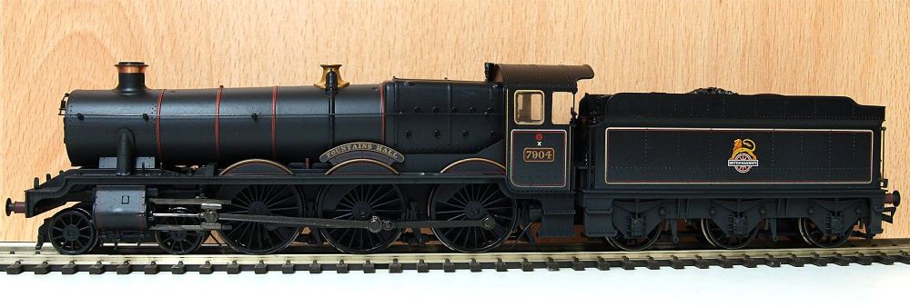 Bachmann 31783  BR Modified Hall class 'Fountains Hall' 7904