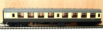 Hornby R4354 RailRoad BR Mk1 Corridor Second Coach