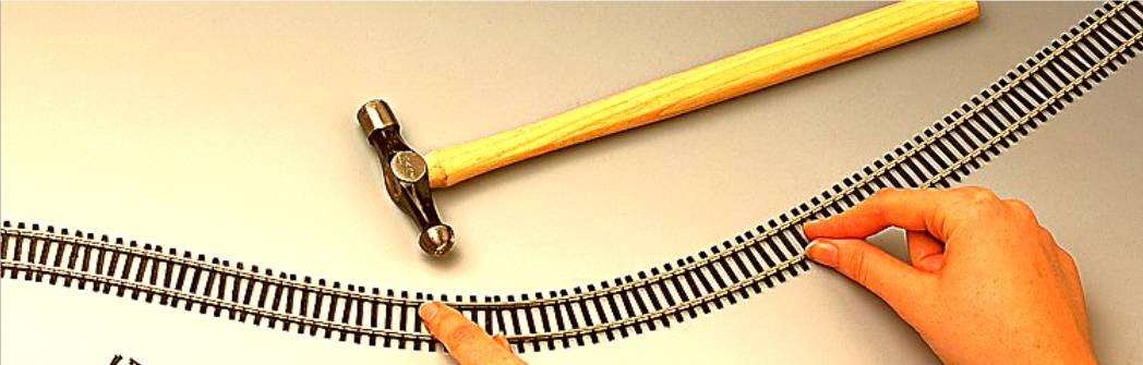 Bachmann 36621  Semi-flexible track