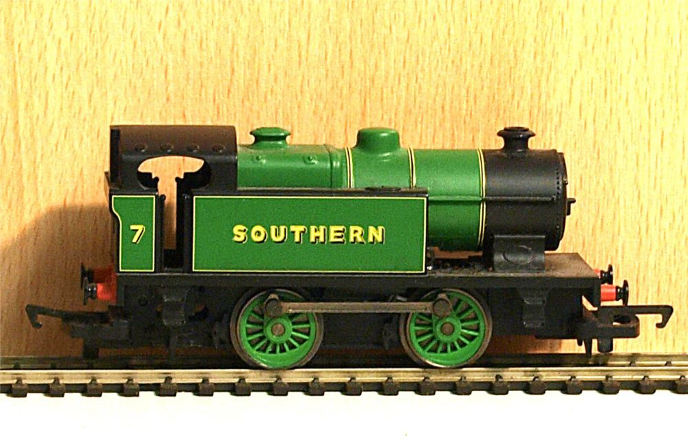 Hornby R2439-SU   SR Industrial 0-4-0T locomotive No7