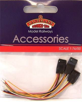 36-562   6pin socket with harness  x3