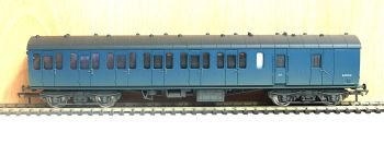 Bachmann 34633   BR Mk1 Suburban 2nd brake (weathered) E43190