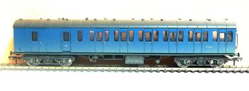 Bachmann 34632   BR Mk1 Suburban 2nd brake (weathered) E43152