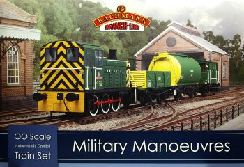 Bachmann 30130 Military Manoeuvres