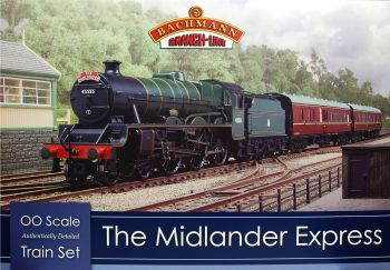 Bachmann 30-285-SP   The Midlander Express 1:76