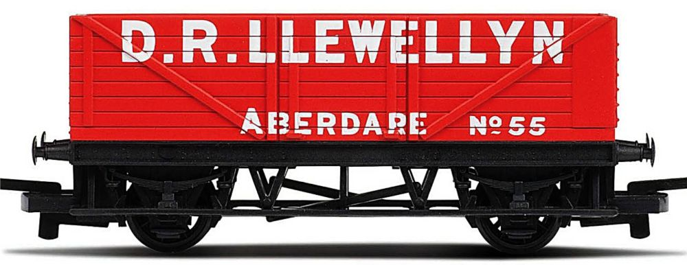 Hornby R672  Railroad LWB open wagon