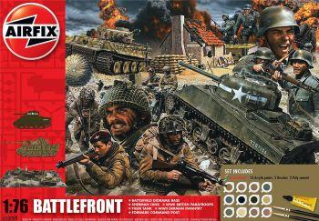 Airfix A50009  Battlefront Gift Set 1:76