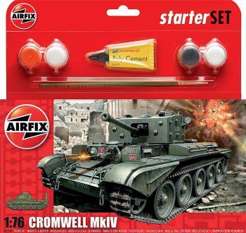Airfix A55109   Cromwell MkIV Tank Starter Set 1:76