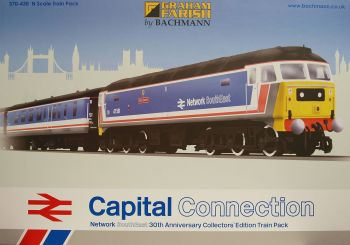 Graham Farish 370430 	Capital Connection (Train Pack)