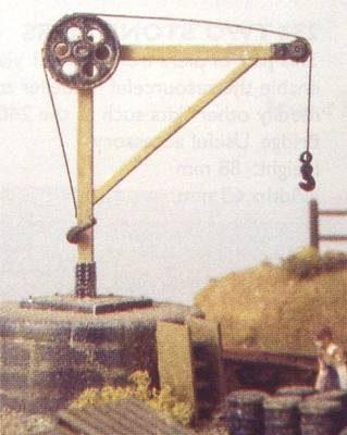 214  Yard Crane