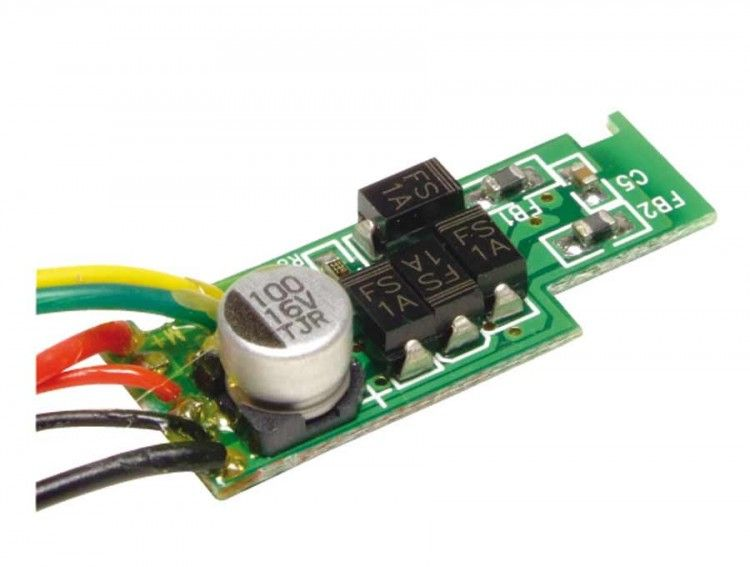 Scalextric C7005  Retro-Fit Digital Chip for Single Seater Type car