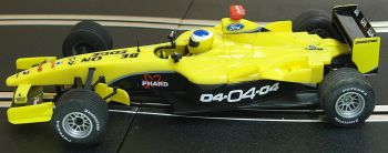 "Scalextric 6150  Jordan F1 ""Australia"" Nick Heidfeld 1:32"