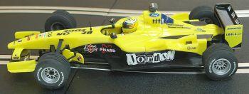 "Scalextric 6155  Jordan F1 ""Nürburgring"" Giorgio Pantano 1:32"