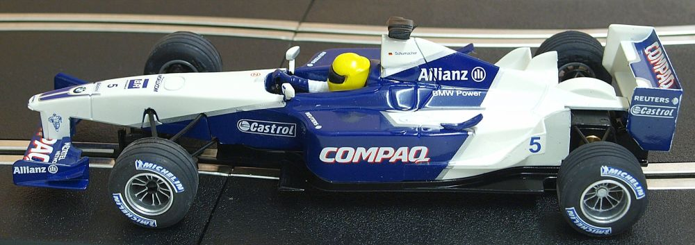 Scalextric 6095  Williams F-1