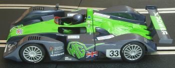 Scalextric C2366  MG Lola Le Mans 2001 1:32